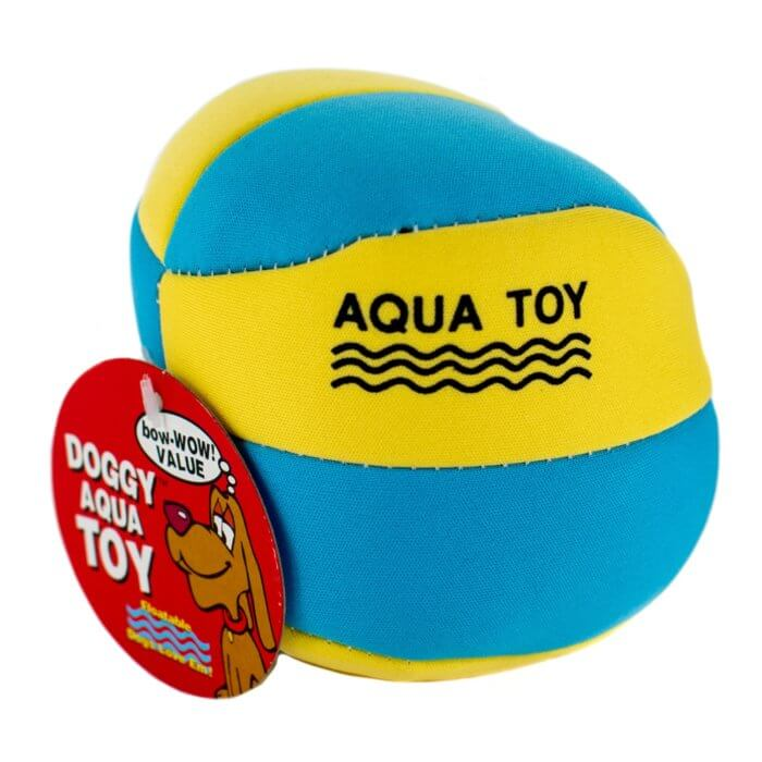 Doggy Aqua Ball Front view