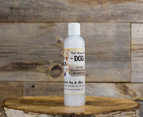 8-oz Green Tea and Aloe Dog Shampoo